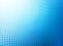 Abstrakcjonistyczny Nowożytny Diamentowy Błękitny tło Fotografia Stock