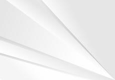 Abstrakcjonistyczny nowożytny geometryczny tło ilustracji