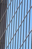 Abstrakcjonistyczny nowożytny budynek Obrazy Stock