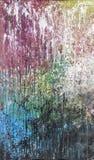 Abstrakcjonistyczny obraz Obraz Royalty Free