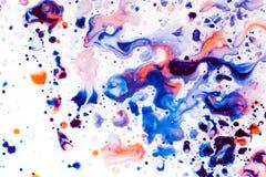 Abstrakcjonistyczny obraz, może używać jako modny tło dla tapet, plakaty, karty, zaproszenia, strony internetowe nowożytny Obraz Royalty Free