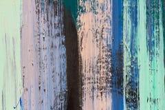 Abstrakcjonistyczny obraz tekstury tło Obrazy Stock