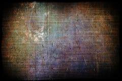 Abstrakcjonistyczny obrazkowy grunge tła wzór Zdjęcie Royalty Free