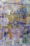 Abstrakcjonistyczny obrazu tło fotografia stock
