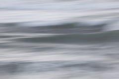 Abstrakcjonistyczny oceanu tło Obrazy Stock