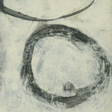 Abstrakcjonistyczny Okrąg ilustracji