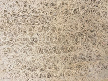 Abstrakcjonistyczny okrąg powtórki betonu tło Obrazy Royalty Free