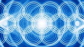 Abstrakcjonistyczny okręgu światła tło zdjęcie wideo