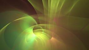 Abstrakcjonistyczny organicznie świeży zielony tło Fotografia Royalty Free