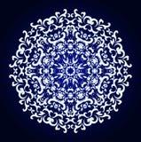 Abstrakcjonistyczny ornament Zdjęcie Royalty Free