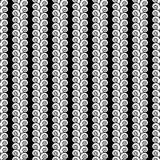 Abstrakcjonistyczny ornamentacyjny bezszwowy wzór Zdjęcie Royalty Free