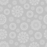Abstrakcjonistyczny ornamentacyjny wzór Zdjęcie Stock