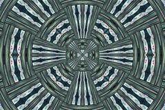 abstrakcjonistyczny parawanowy test Fotografia Stock