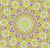 abstrakcjonistyczny pastel Obraz Stock