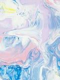 Abstrakcjonistyczny piękny jaskrawy koloru tło Zdjęcie Royalty Free