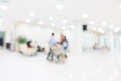 Abstrakcjonistyczny plama szpital, klinika i obraz royalty free
