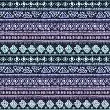 Abstrakcjonistyczny plemienny wzór Obraz Royalty Free