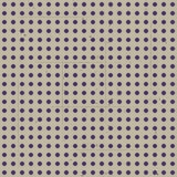 Abstrakcjonistyczny polek kropek bezszwowy wzór na piaska tle ilustracja wektor