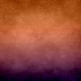 Abstrakcjonistyczny pomarańcze i purpur tło zdjęcie stock