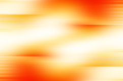 Abstrakcjonistyczny pomarańcze linii tło Zdjęcie Royalty Free