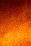 Abstrakcjonistyczny pomarańczowy tło Zdjęcia Royalty Free