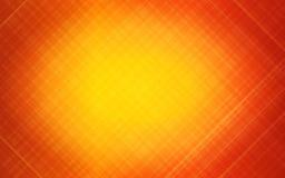 Abstrakcjonistyczny pomarańczowy tło z lampasami Obraz Stock