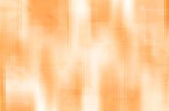 Abstrakcjonistyczny pomarańczowy techniki tło Zdjęcia Royalty Free