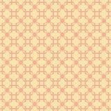 Abstrakcjonistyczny pomarańcze wzór Fotografia Stock