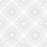 Abstrakcjonistyczny powtórki tło Popielata siatka, projekt dla wystroju, druki, tkanina, meble, płótno, cyfrowy bezszwowy wzoru W Zdjęcie Stock