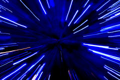 Abstrakcjonistyczny prędkości nauki technologii tło Obrazy Royalty Free