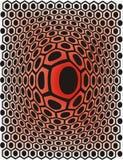 abstrakcjonistyczny projekt Zdjęcie Stock