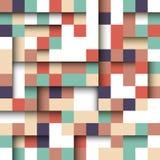 Abstrakcjonistyczny projekt Zdjęcia Stock