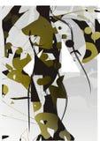 abstrakcjonistyczny projekt Zdjęcie Royalty Free