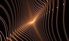 Abstrakcjonistyczny projekt technologii tło. Zdjęcie Stock