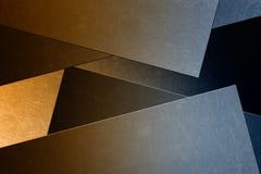 Abstrakcjonistyczny przemysłowy tło Obraz Stock