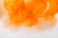 Abstrakcjonistyczny punkt malujący akwareli tekstury tło ilustracji