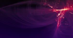 Abstrakcjonistyczny Purpurowy jarzy się kształta tło zbiory