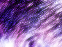 Abstrakcjonistyczny purpurowy włosiany tło zdjęcie royalty free