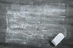 Abstrakcjonistyczny pusty chalkboard dla czarnej tło tekstury pojęcia reklamy tapety dla tekst edukaci grafiki Obrazy Stock