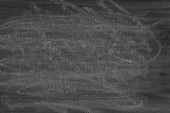 Abstrakcjonistyczny pusty chalkboard dla czarnej tło tekstury pojęcia reklamy tapety dla tekst edukaci grafiki Obraz Stock