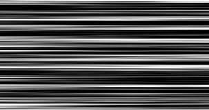 Abstrakcjonistyczny realistyczny parawanowy czarny i biały usterki migotanie, analogowy rocznika TV sygnał z złą interferencją, s ilustracja wektor