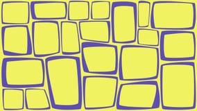 Abstrakcjonistyczny retro tło Obraz Stock
