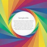 Abstrakcjonistyczny rocznika koloru tło i przestrzeń dla próbka teksta.  Obrazy Royalty Free