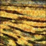 Abstrakcjonistyczny rocznika tło Zdjęcia Stock