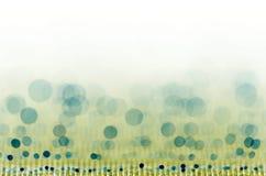 Abstrakcjonistyczny romantyczny kolorowy bokeh dla tła, kopii przestrzeń Zdjęcia Stock