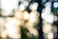 Abstrakcjonistyczny rozmyty bokeh tło fotografia royalty free