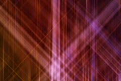 Abstrakcjonistyczny ruchu plamy t?o Fantastyka naukowa jarzy si? linie obraz royalty free