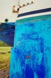 Abstrakcjonistyczny rudder Zdjęcie Stock