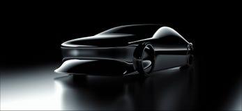 abstrakcjonistyczny samochodowy pojęcie Zdjęcia Stock