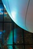 Abstrakcjonistyczny schody Zdjęcia Stock
